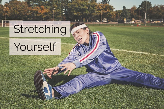 stretching-yourself
