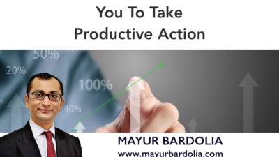 Two Questions Will Help You To Take  Productive Action