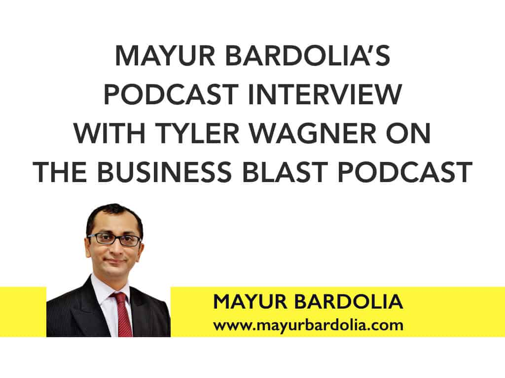Tips I shared During The Interview On 'The Business Blast Podcast'